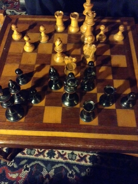 Learning chess