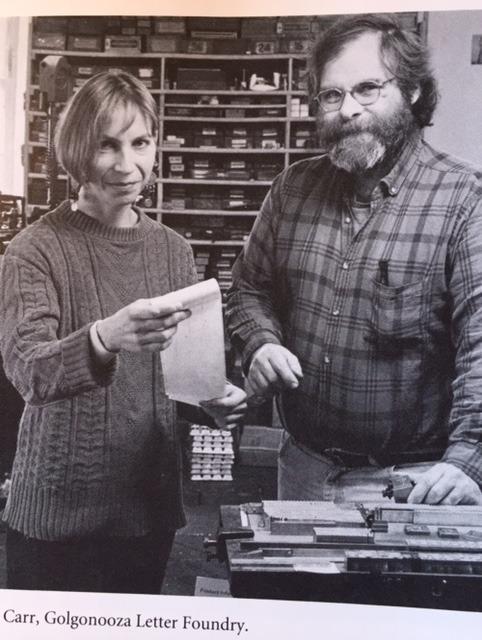 Julia Ferrari & Dan Carr