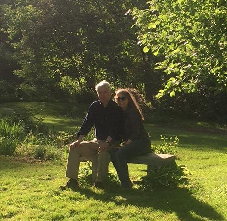 Lawrence Klepp & Julia Ferrari